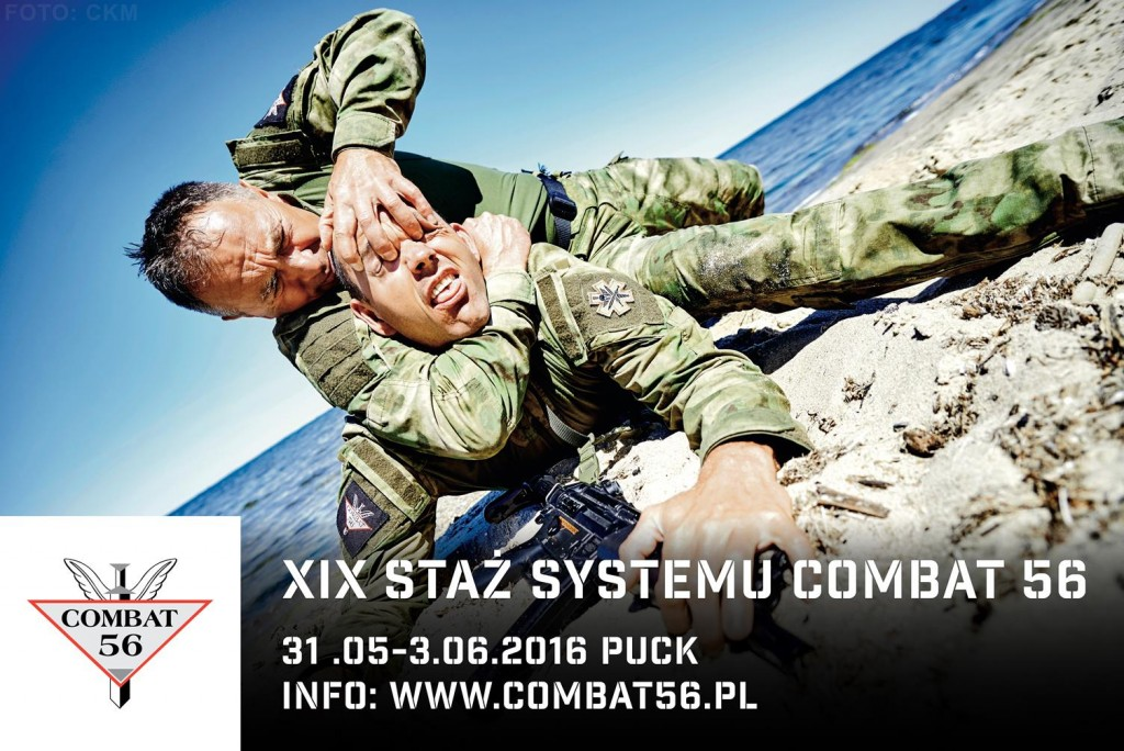 Staż Combat56