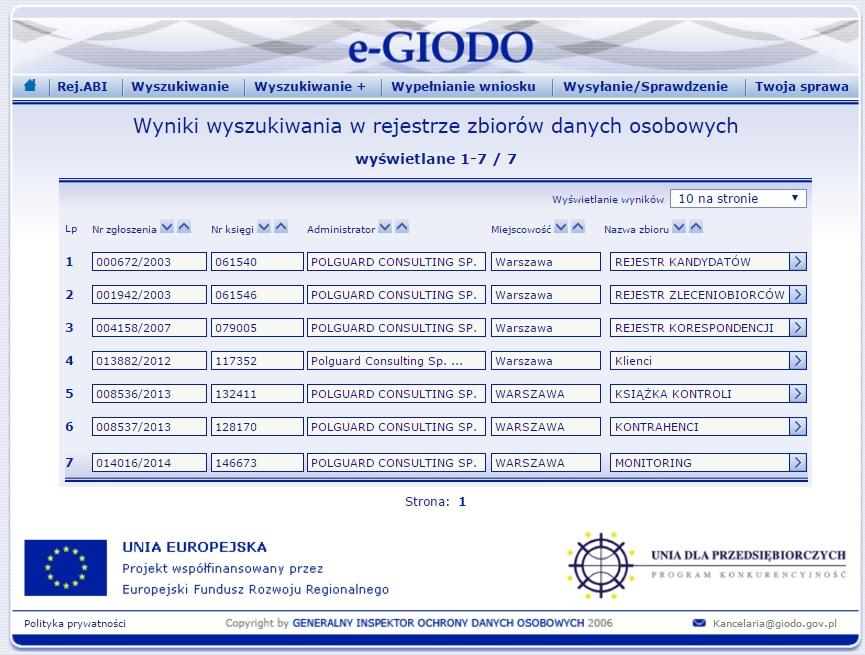eGIODO PolGuard